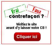 comment verifier si un site internet vend de la contrefaçon ?
